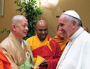 Historic Buddhist Catholic Dialogue