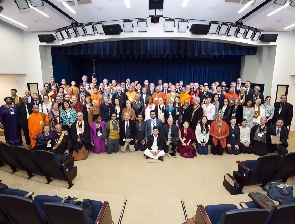White House Briefing for Buddhist Leaders