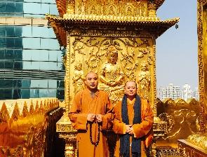 訪問靜安寺