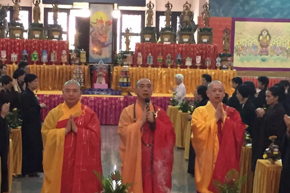 星加坡僧伽會議