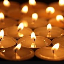 Prosperity Praying Candle